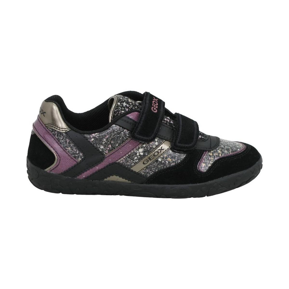 Geox Kyras Women's Shoes (trainers) In Black