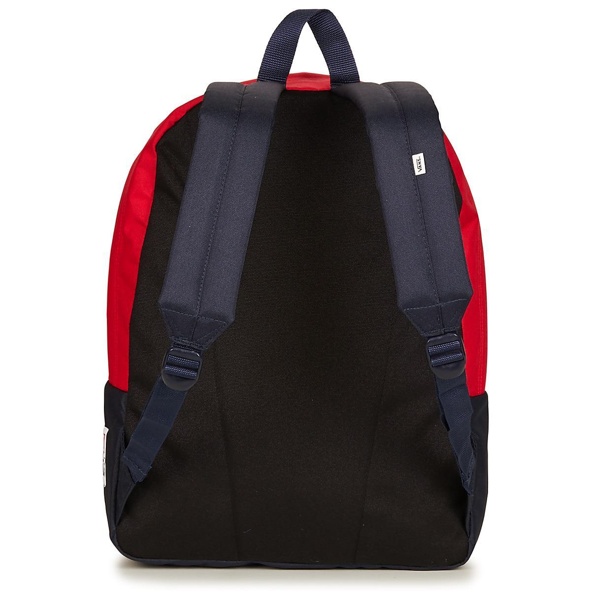 b1ddaf2303 Vans Captain Marvel Realm Backpack Men's Backpack In Red in Red for ...