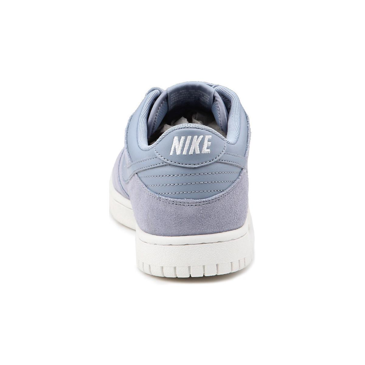 meet size 40 exclusive deals Nike Dunk Low 904234-005 Shoes (trainers) in Blue for Men - Lyst