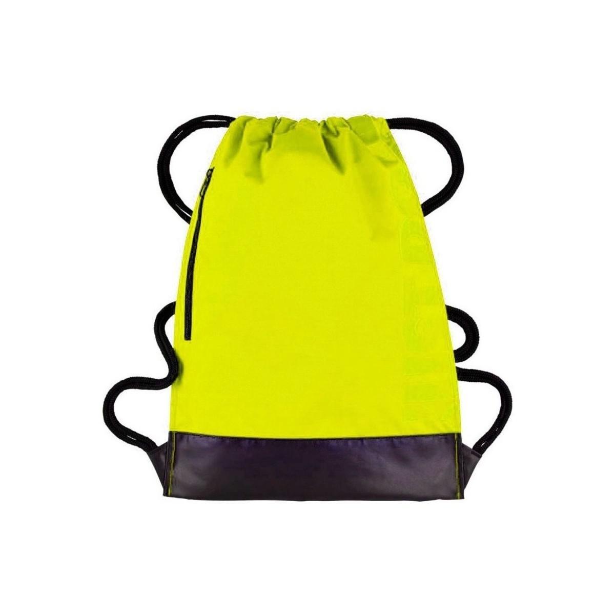 Nike Brasilia Gymsack Men's Backpack In Green for Men