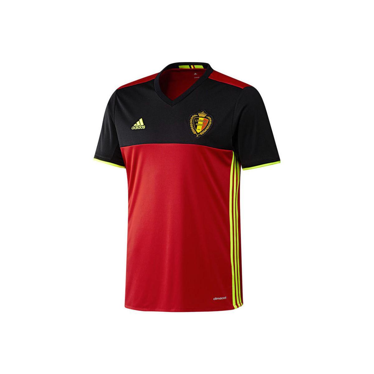 Adidas 2016-2017 Belgium Home Shirt (fellaini 8) Men s T Shirt In ... f741907b1