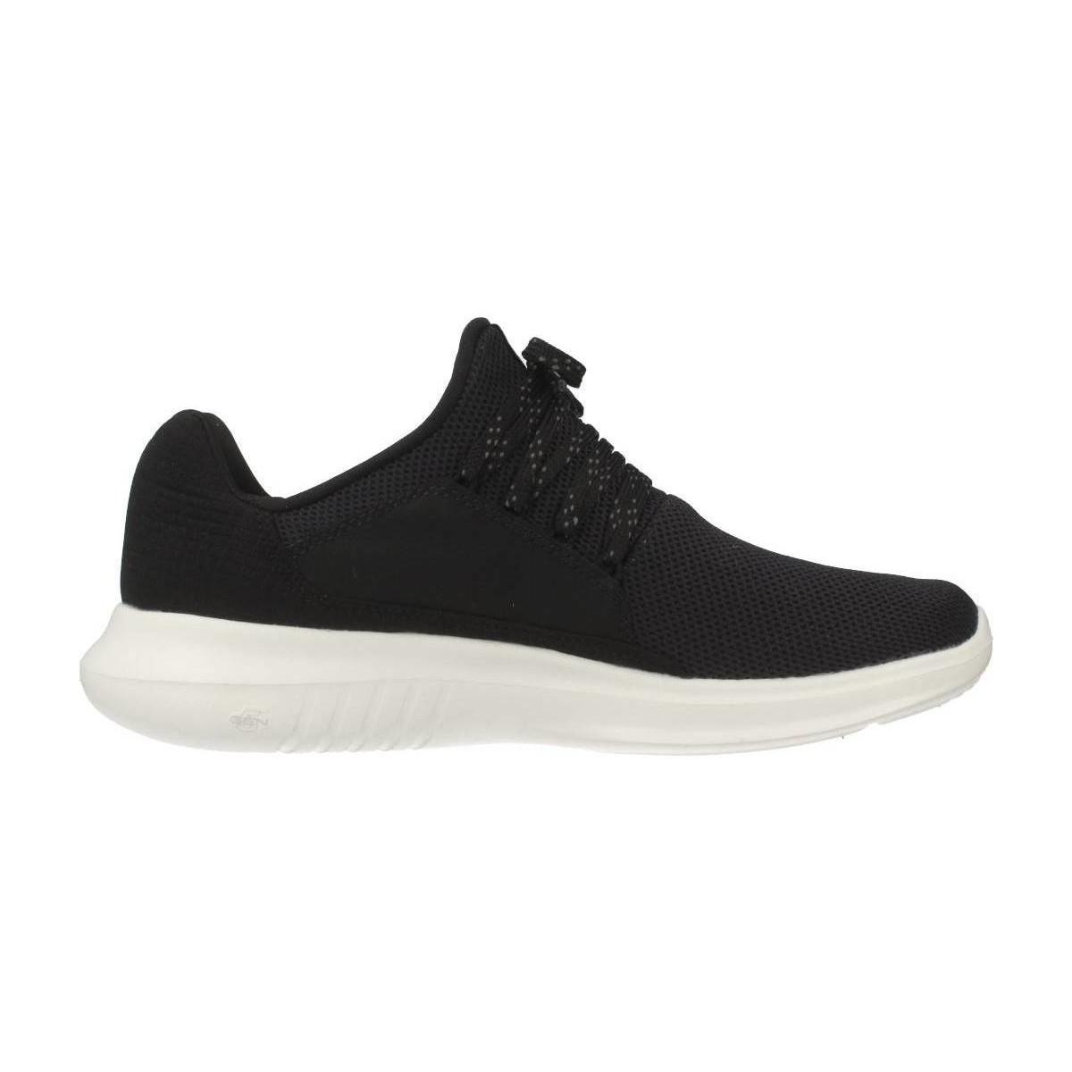 Skechers Go Run Mojo Verve Men's Shoes (trainers) In Black for Men