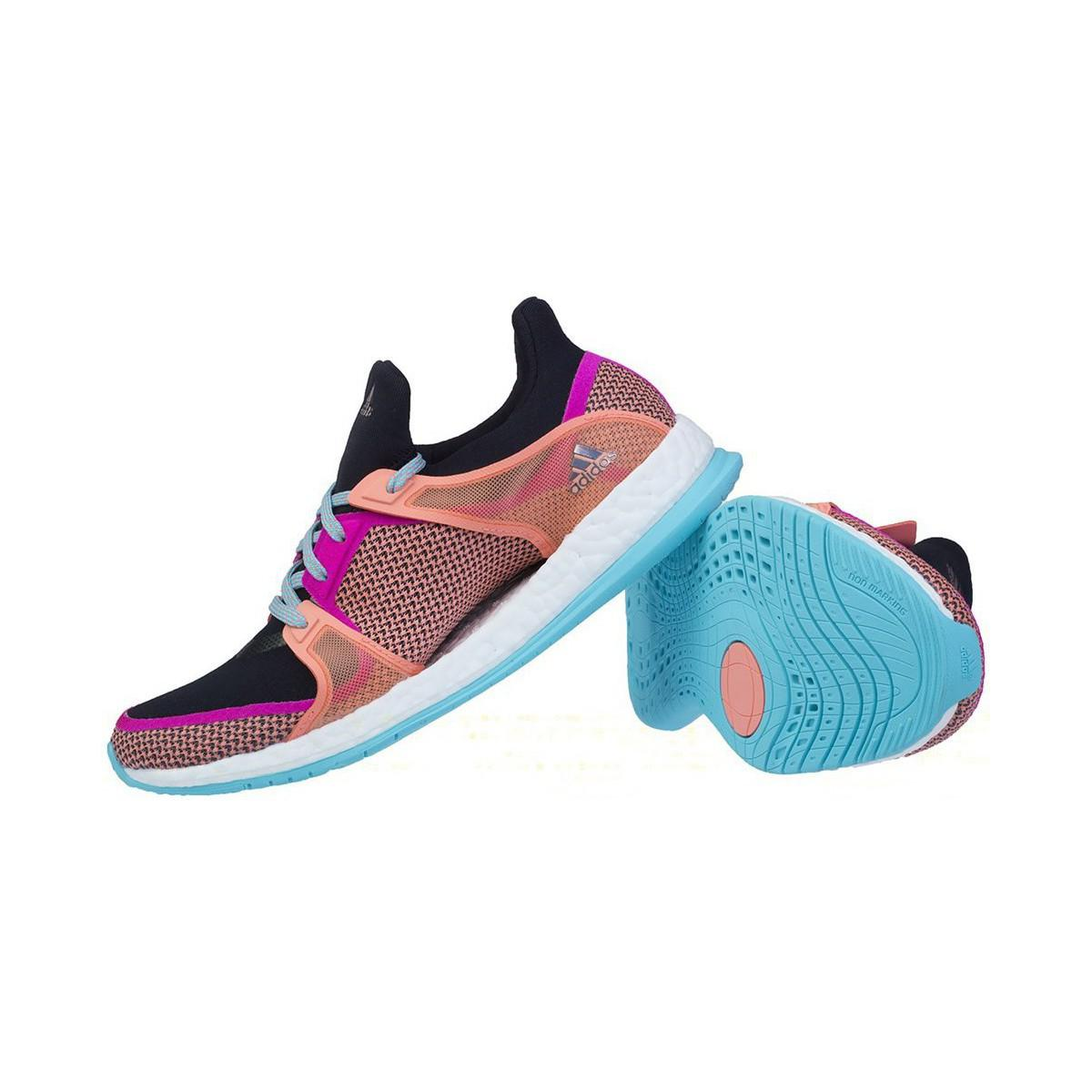 adidas Pure Boost X Tr W Women's Shoes (trainers) In Orange