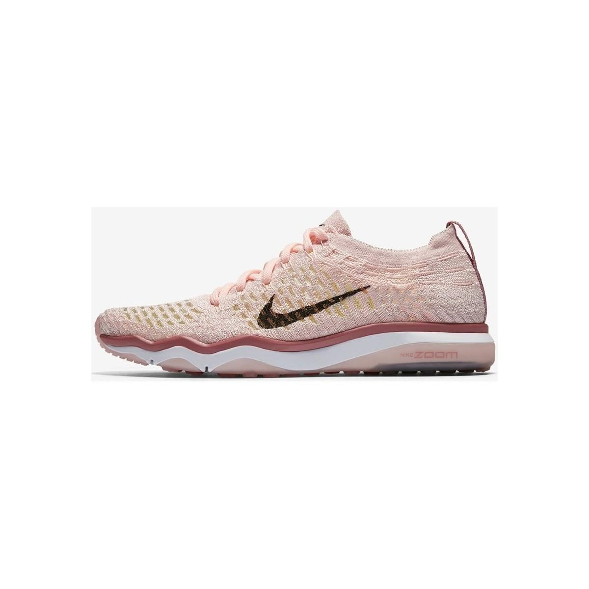 99bab4a31db Nike Zoom Fearless Flyknit Bionic 904643 600 Women s Shoes (trainers ...
