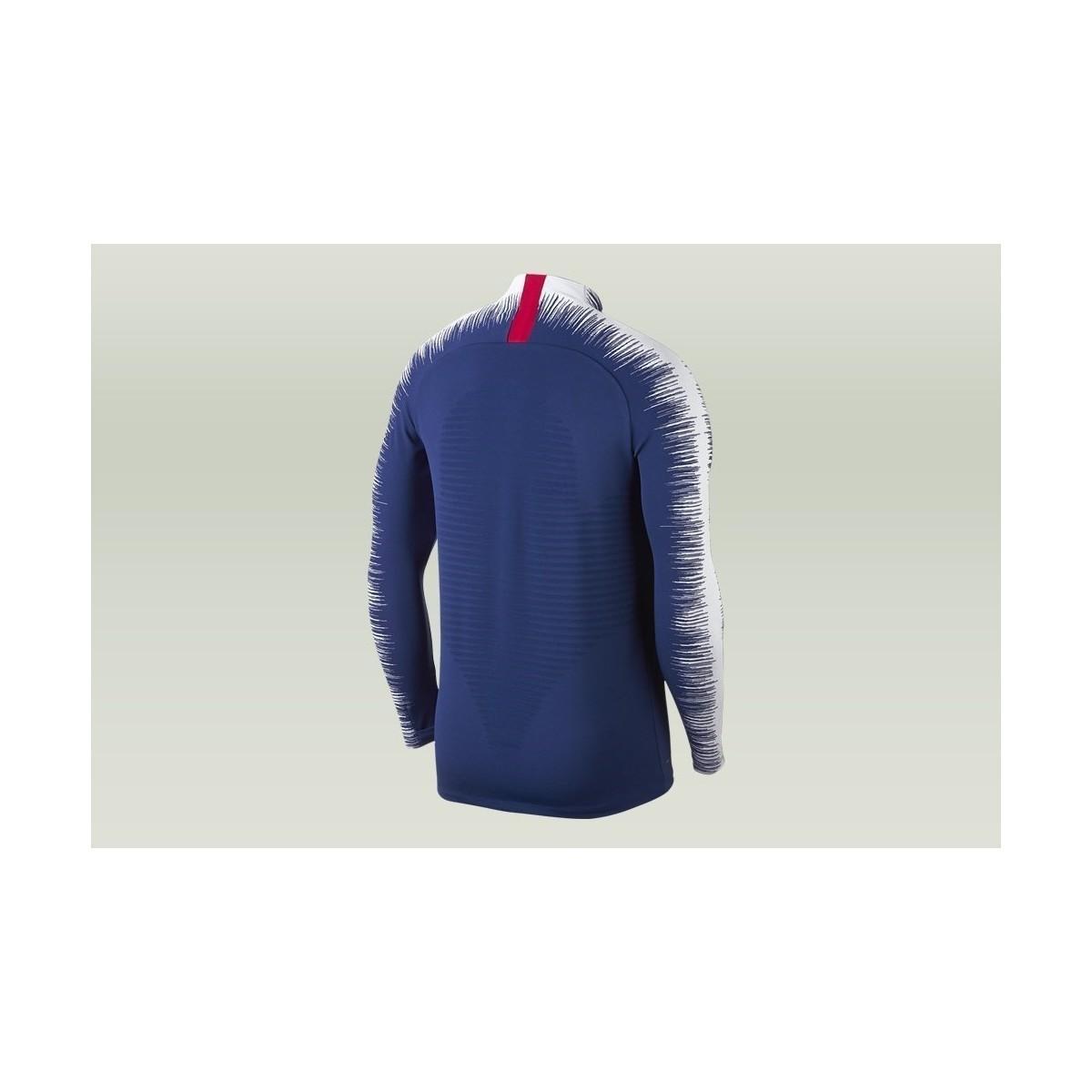 ab2ab04df Nike - Blue Chelsea Fc Vaporknit Strike Drill Men's Tracksuit Jacket In  Multicolour for Men -. View fullscreen