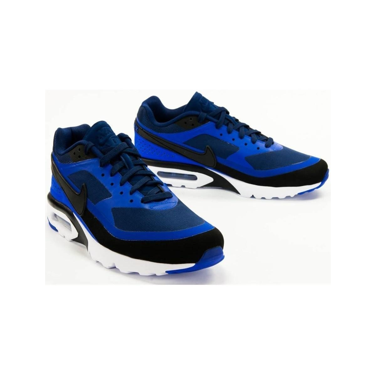 362a76fc7e Nike Air Max Bw Ultra 819475 401 Men's Shoes (trainers) In Black in ...