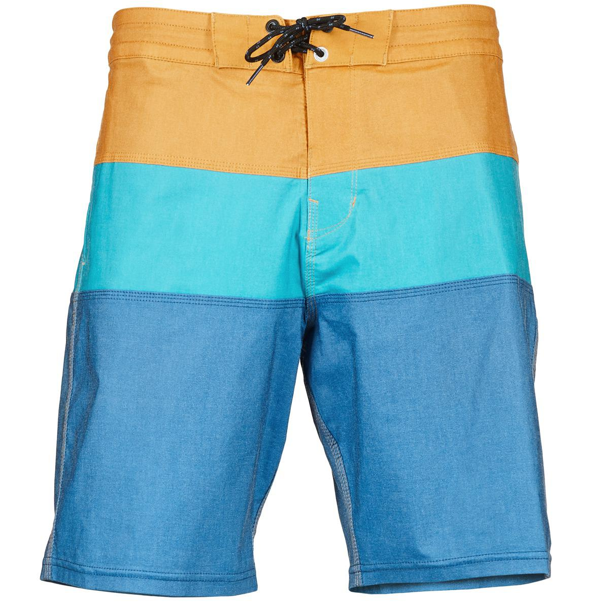 Billabong Tribong Lo Tides Men s In Multicolour in Blue for Men - Lyst 7e3dd5153ea
