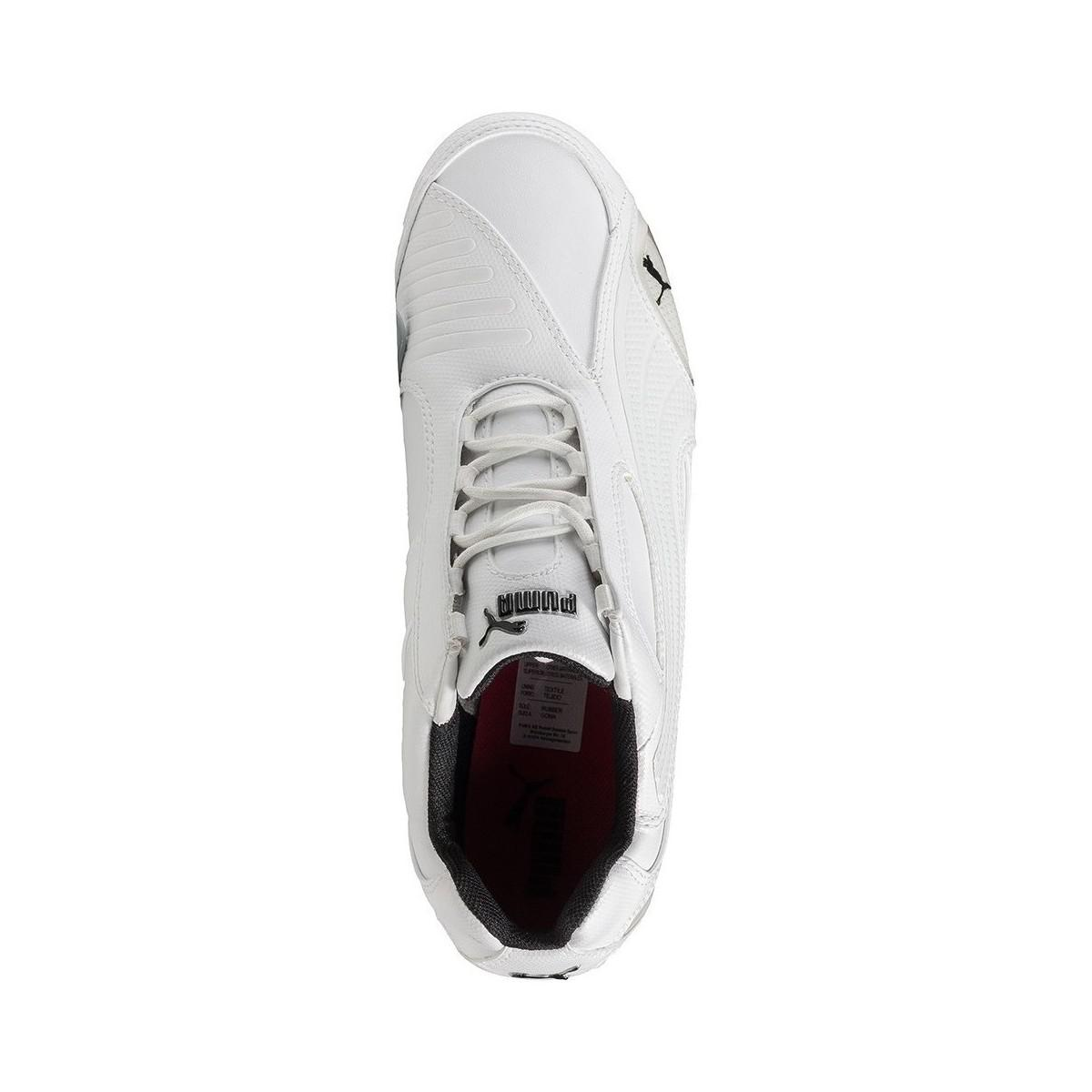bc0d2a93502 PUMA Testastretta Ii Ducati Nm Men s Shoes (trainers) In White in ...