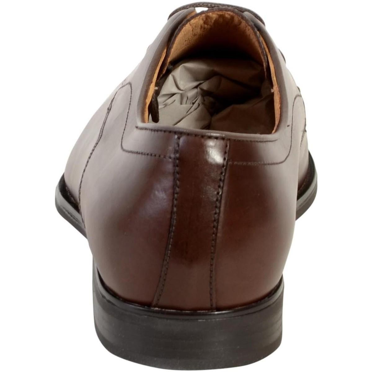 Geox Shoes U New Life A U54p4a 00043 C6027 Ebony Men's Loafers / Casual Shoes In Brown for Men
