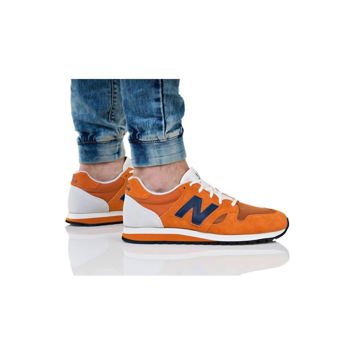 new balance 520 homme orange