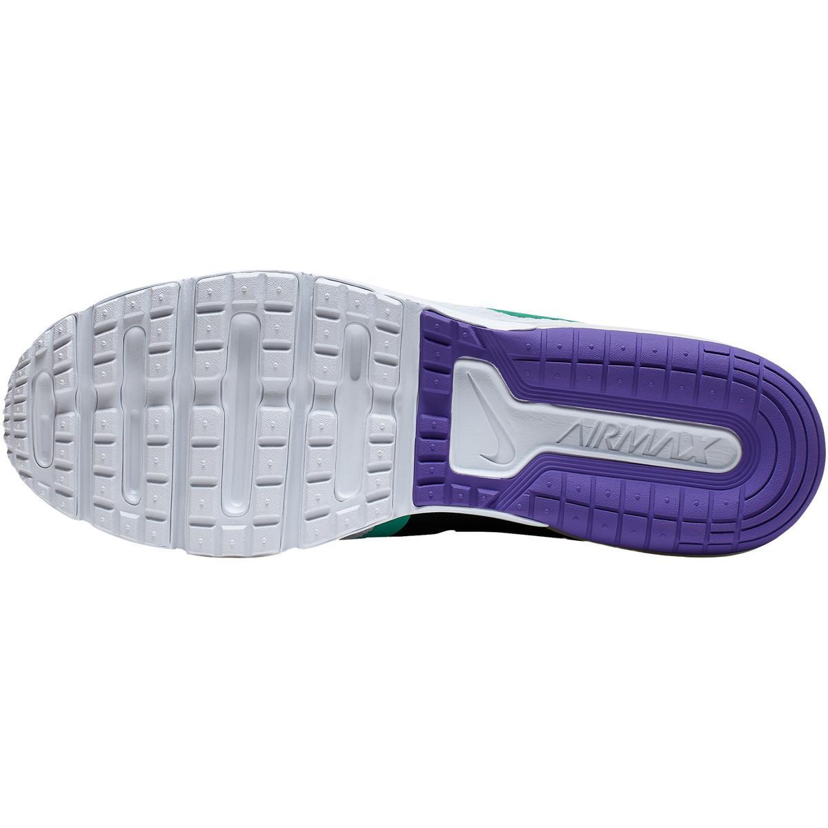 Nike Sneakers Air Max Sequent 4.5 in het Zwart voor heren