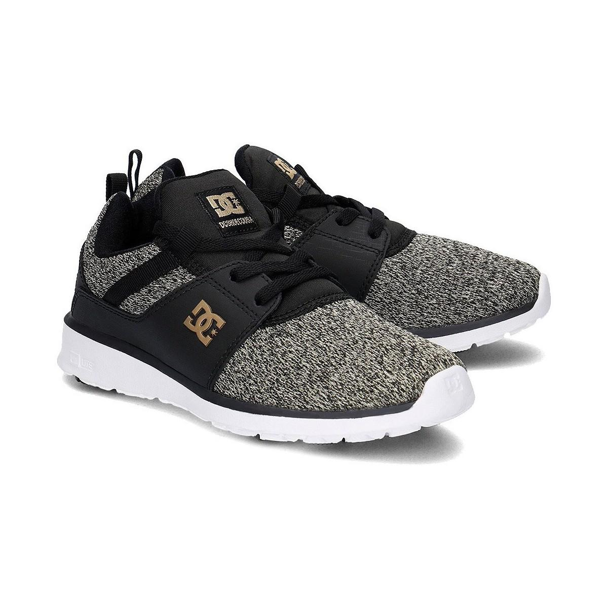cc605e6809 DC Shoes Heathrow Women's Shoes (trainers) In Grey in Gray - Lyst