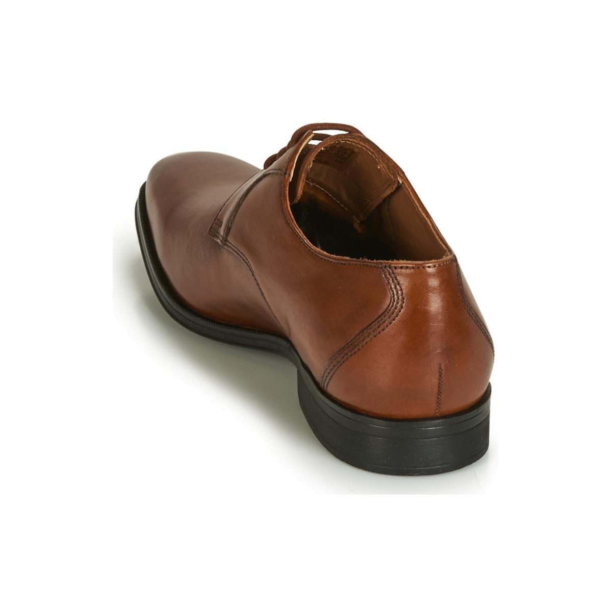 Clarks Nette Schoenen Gilman Lace in het Bruin voor heren