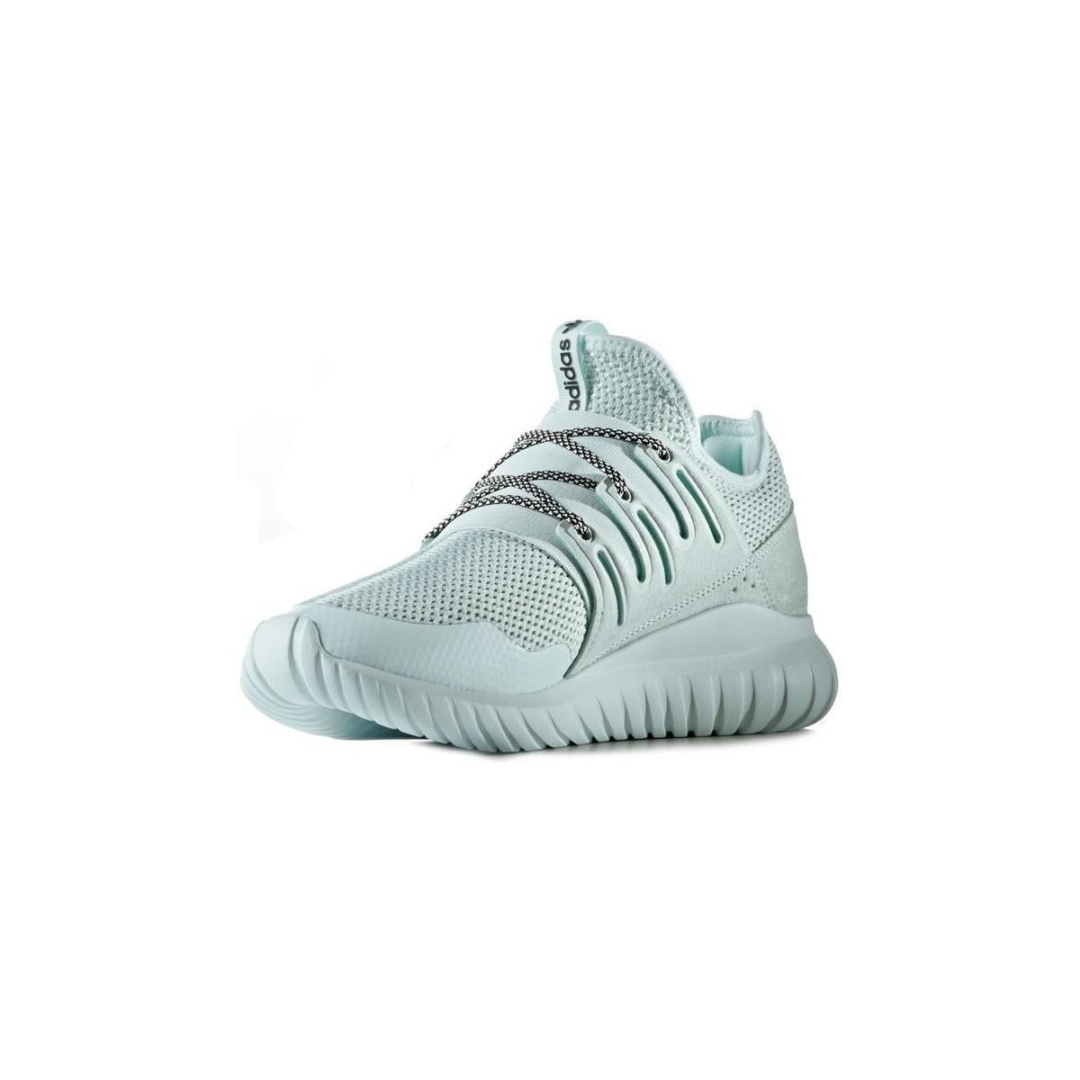 adidas Tubular Radial Men's Shoes (trainers) In Blue for Men