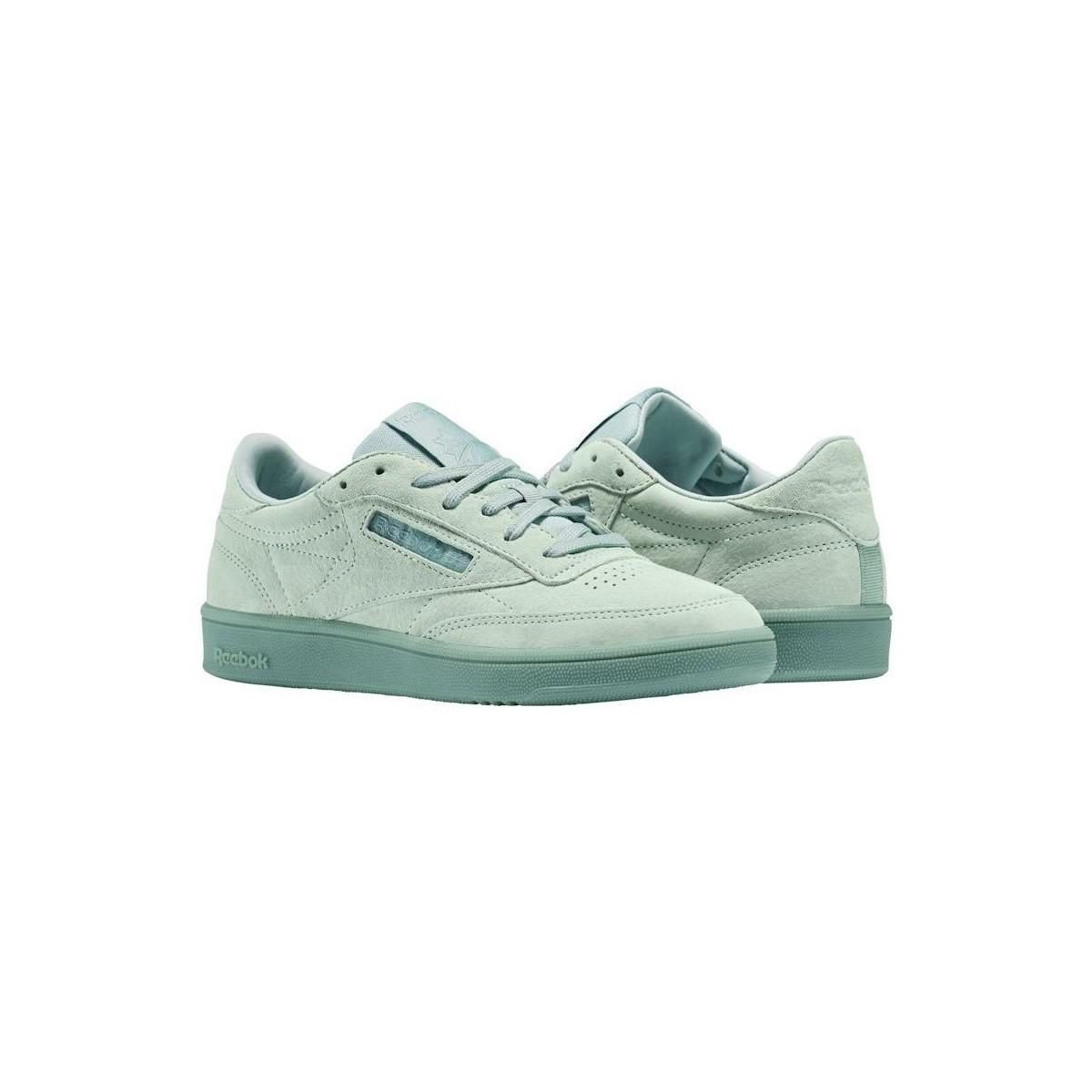Reebok Club C 85 Lace Women's Shoes (trainers) In Blue