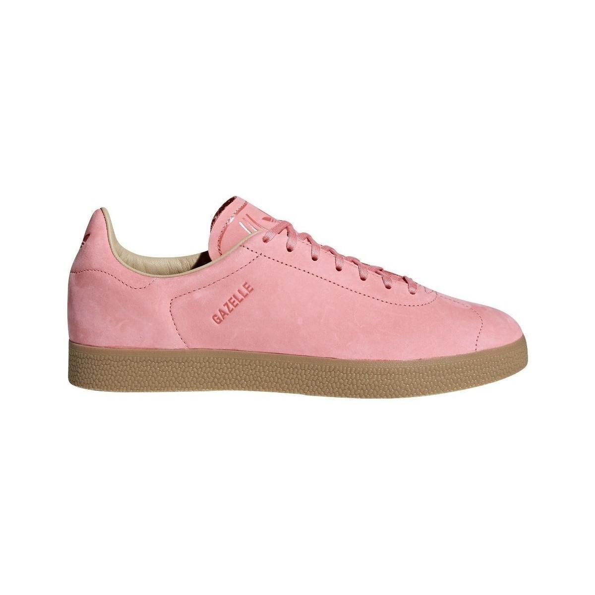 Adidas Originals Gazelle Decon Sneakers In Pink CG3706 Pink