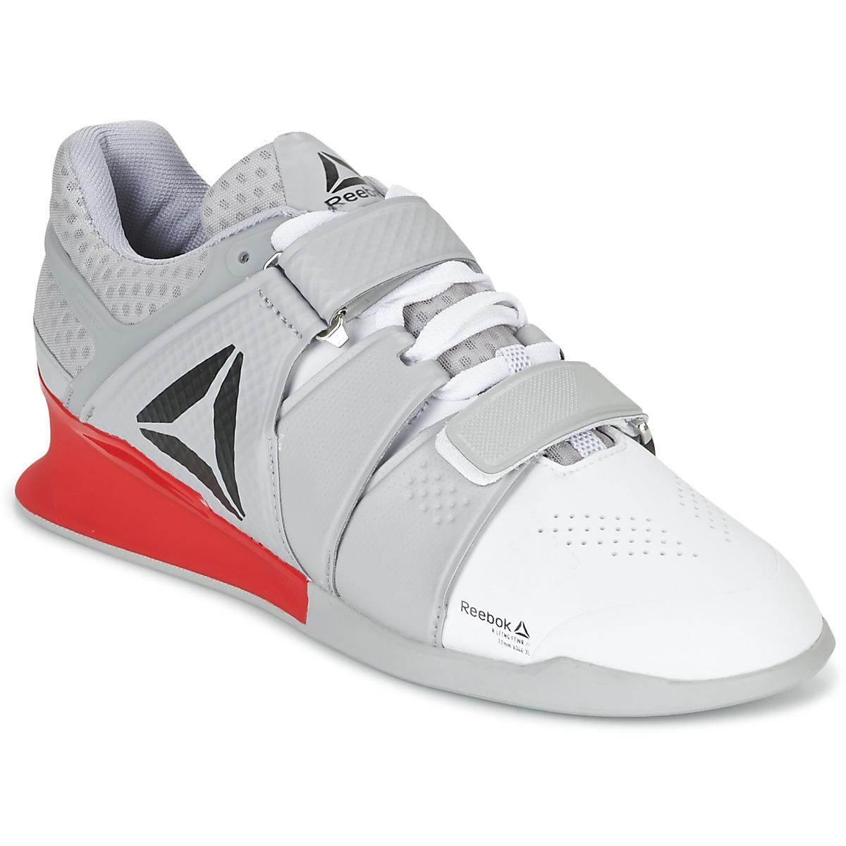 Reebok Legacylifter Crossfit Men s Trainers In Grey in Gray for Men ... 2571e6cd7