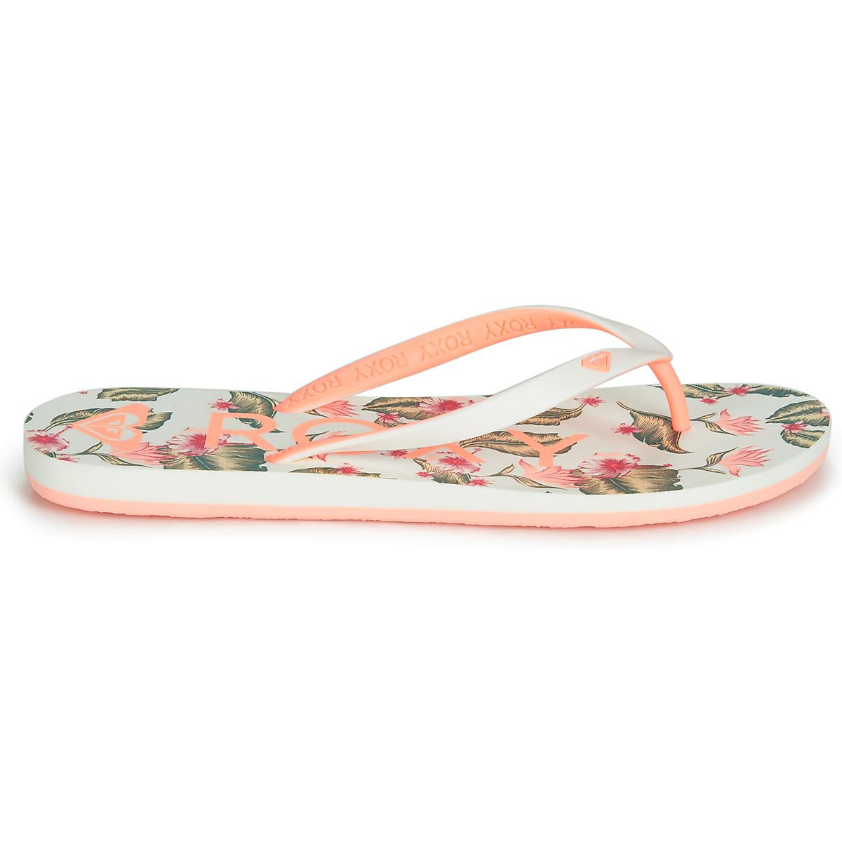 30f83c4de7e7d6 Roxy - Tahiti Vi J Sndl Gsw Women s Flip Flops   Sandals (shoes) In. View  fullscreen