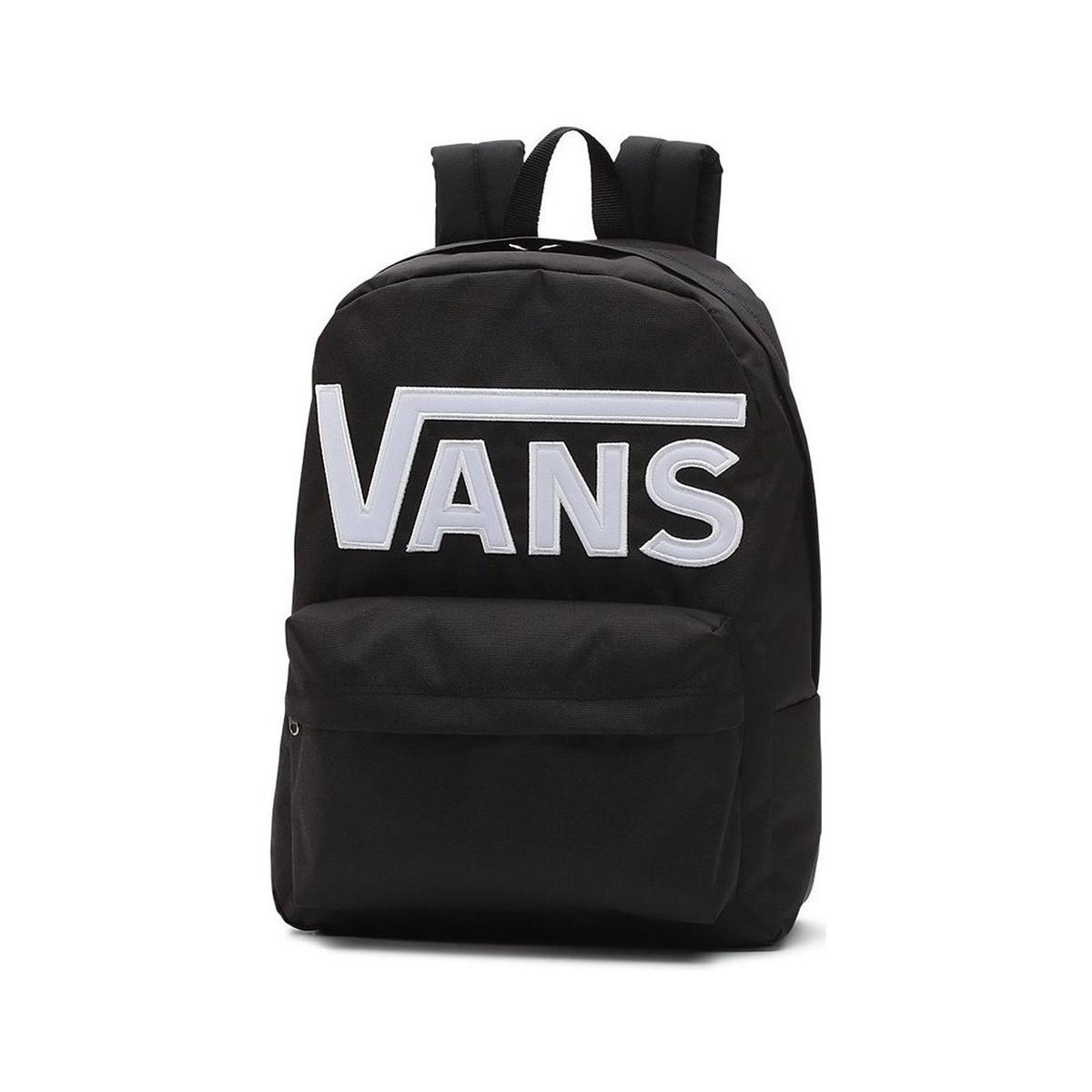 56039d8e99693 Vans Old Skool Ii Women s Backpack In Black in Black - Lyst