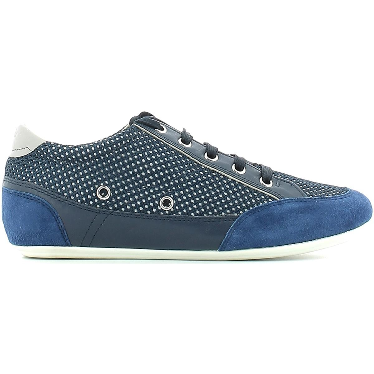 cfd24d972e3d2 Lumberjack 2728 M11 Sneakers Women Navy Blue/silver Women's Shoes ...