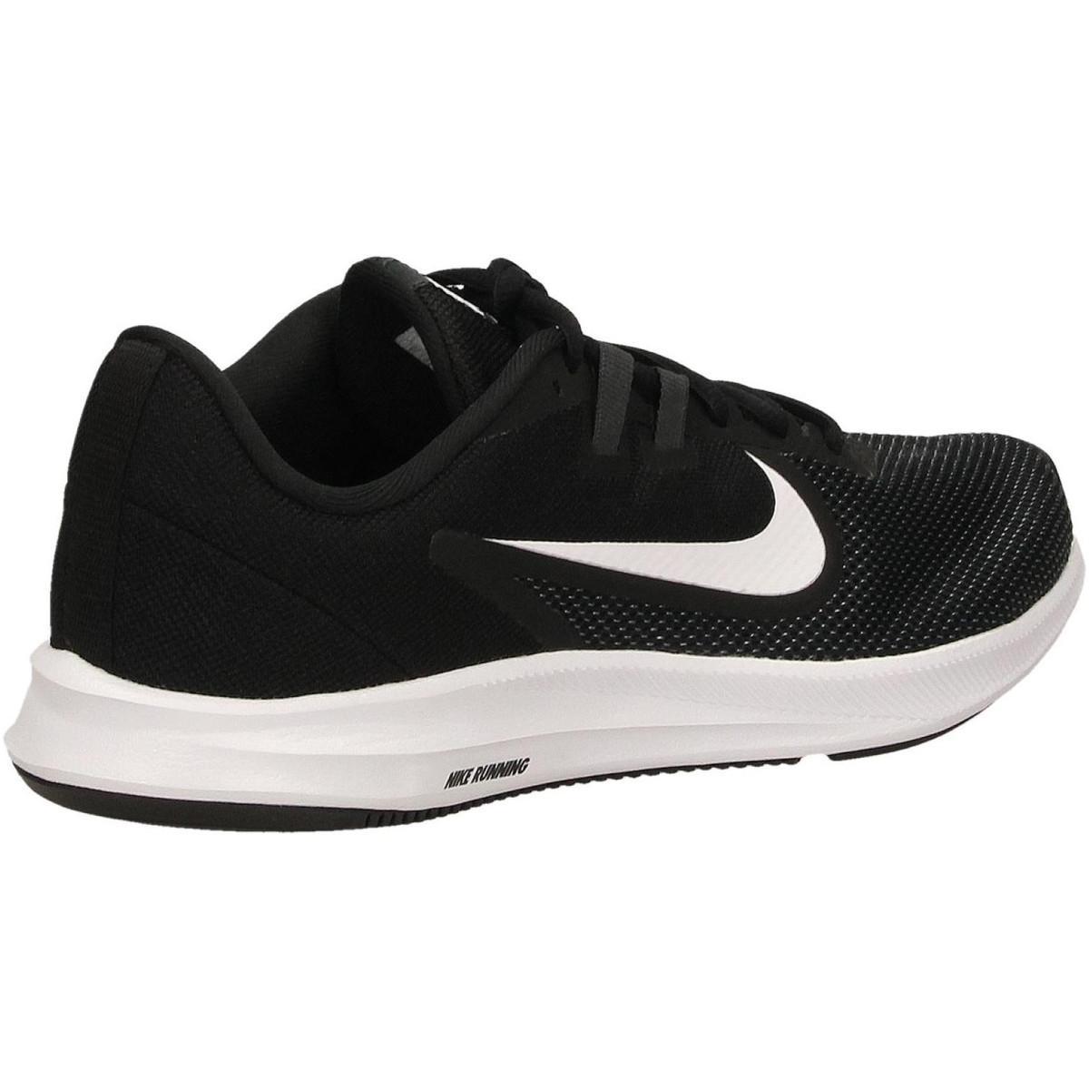 Nike Fitness Schoenen Downshifter 9 in het Zwart voor heren