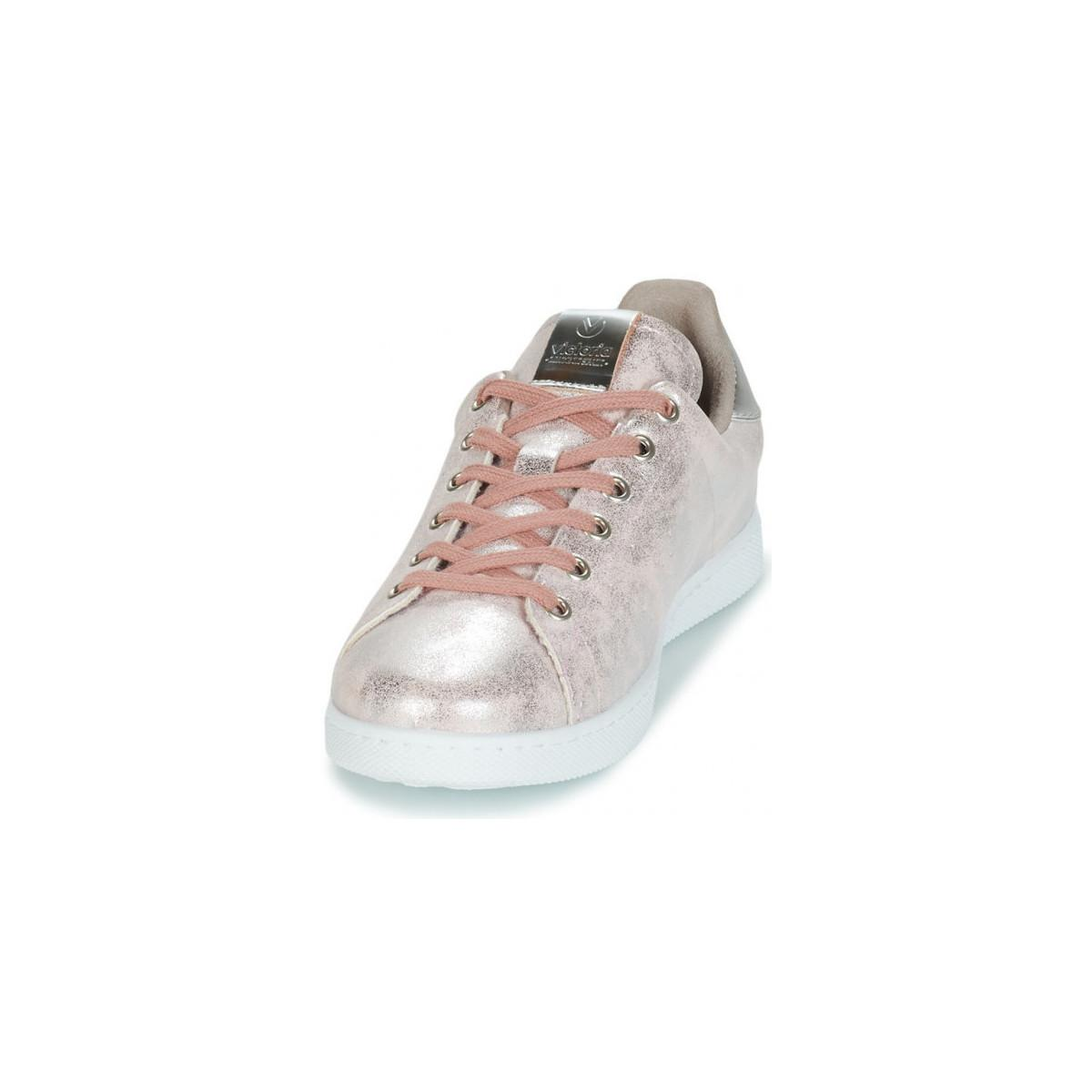 125185 Chaussures Victoria en coloris Rose - 22 % de réduction