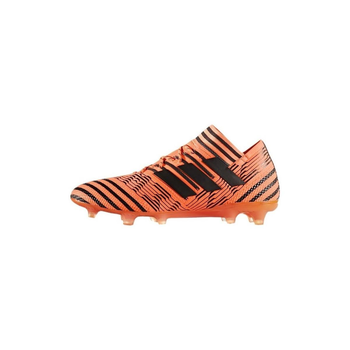 be7af1a003a Adidas Nemeziz 171 Fg Men s Football Boots In Orange in Orange for ...