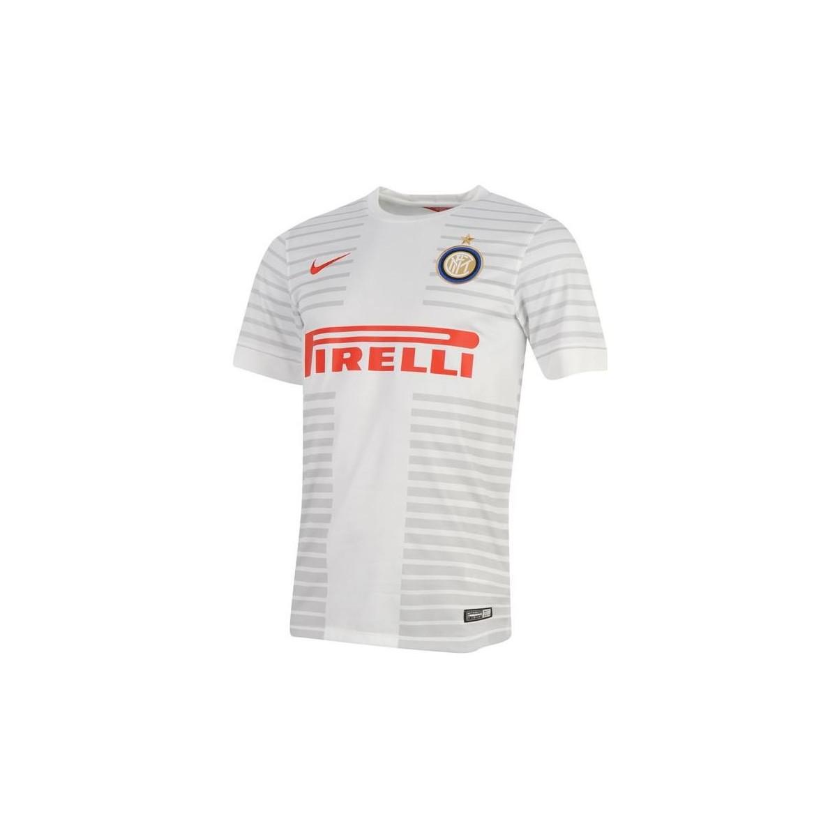 finest selection 241d0 f8209 Nike 2014-15 Inter Milan Away Shirt (palacio 9) Women's T ...