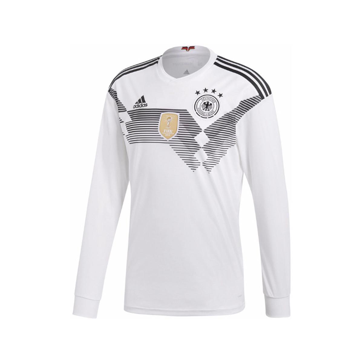 b1146f906 adidas 2018-19 Germany Home Long Sleeve Shirt (gotze 19) Men s In ...