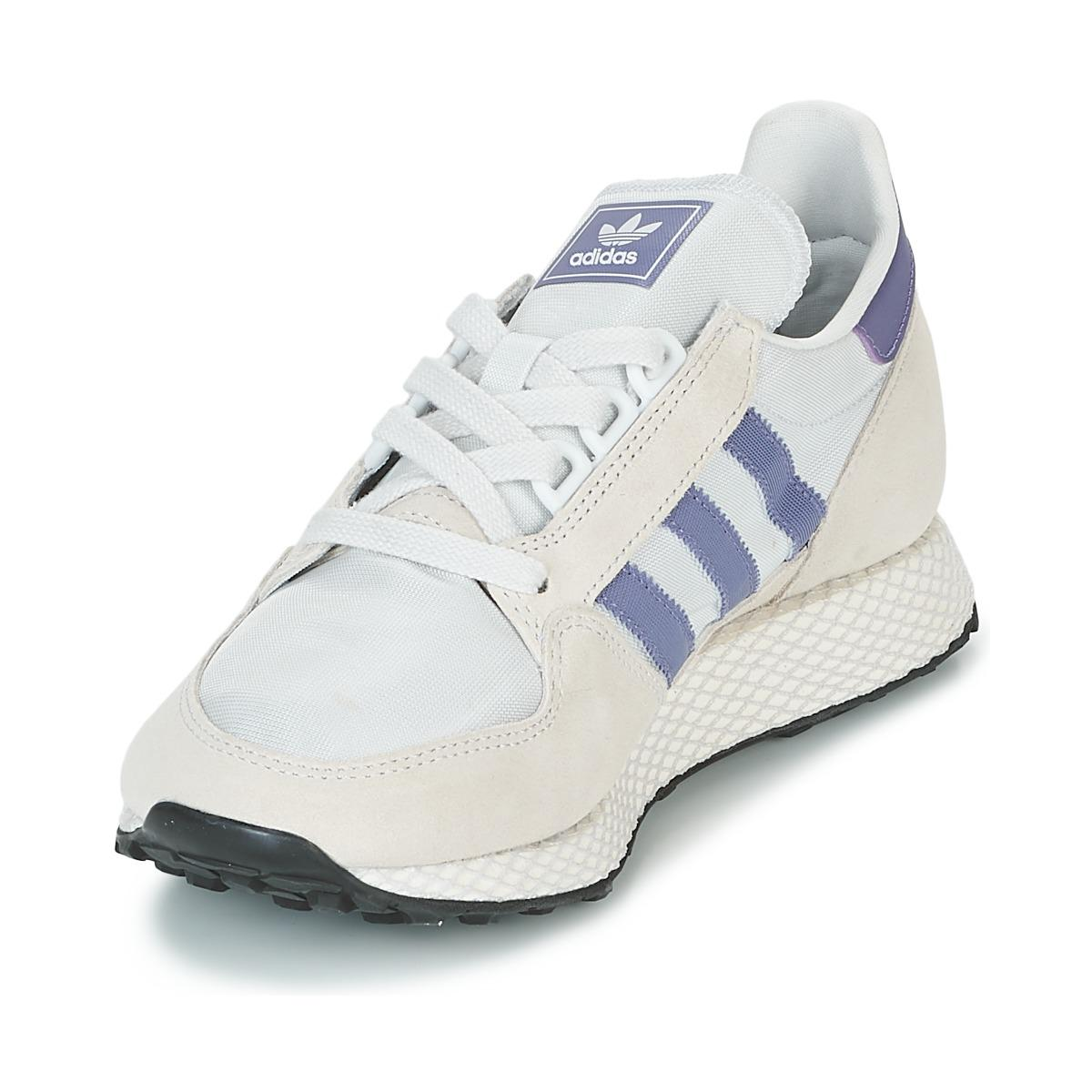 adidas Oregon W Women's Shoes (trainers) In Beige in Natural
