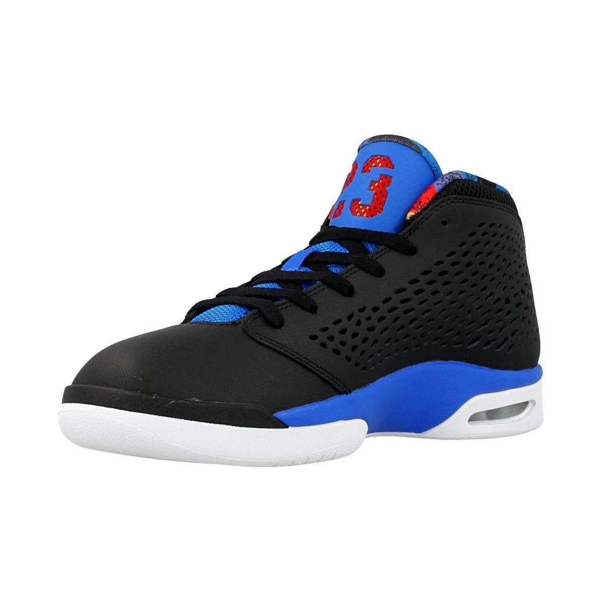 cba0a59935495b Nike Jordan Flight 2015 Men s Basketball Trainers (shoes) In Black ...