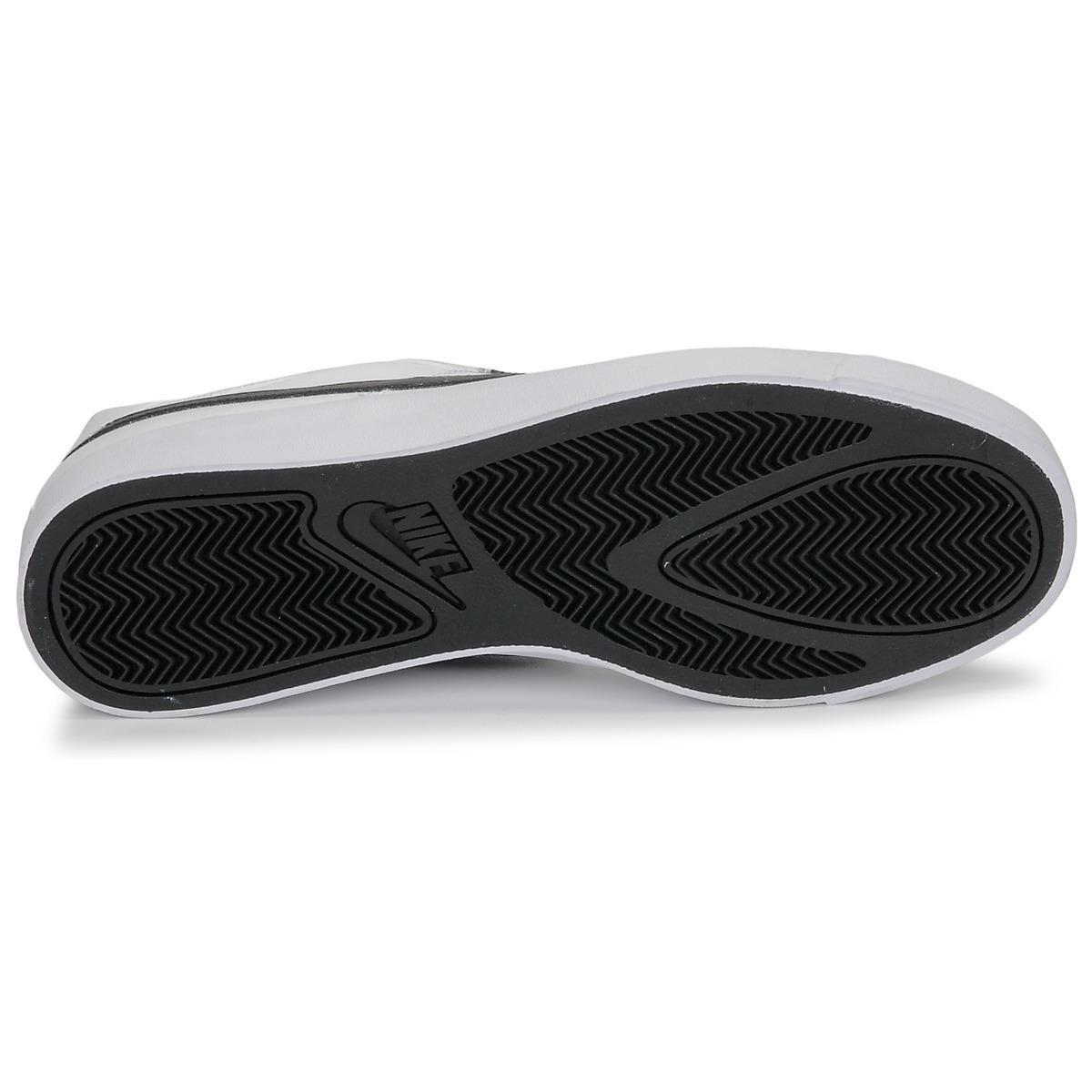 Nike Lage Sneakers Court Royale Ac in het Wit voor heren