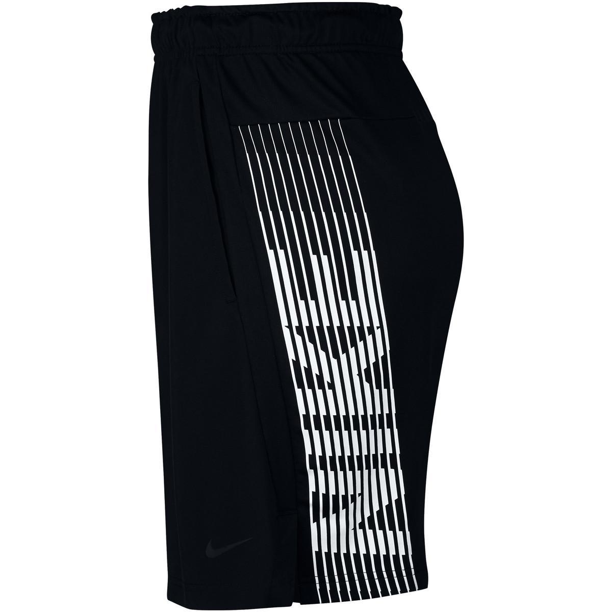 Nike Korte Broek Dry Short 4.0 in het Zwart voor heren