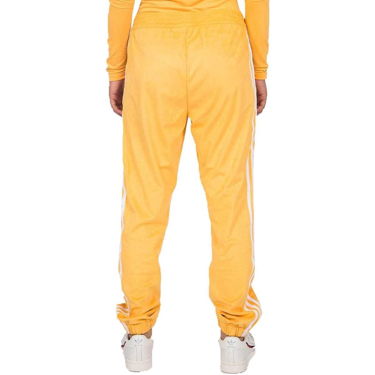 adidas jogging femme orange