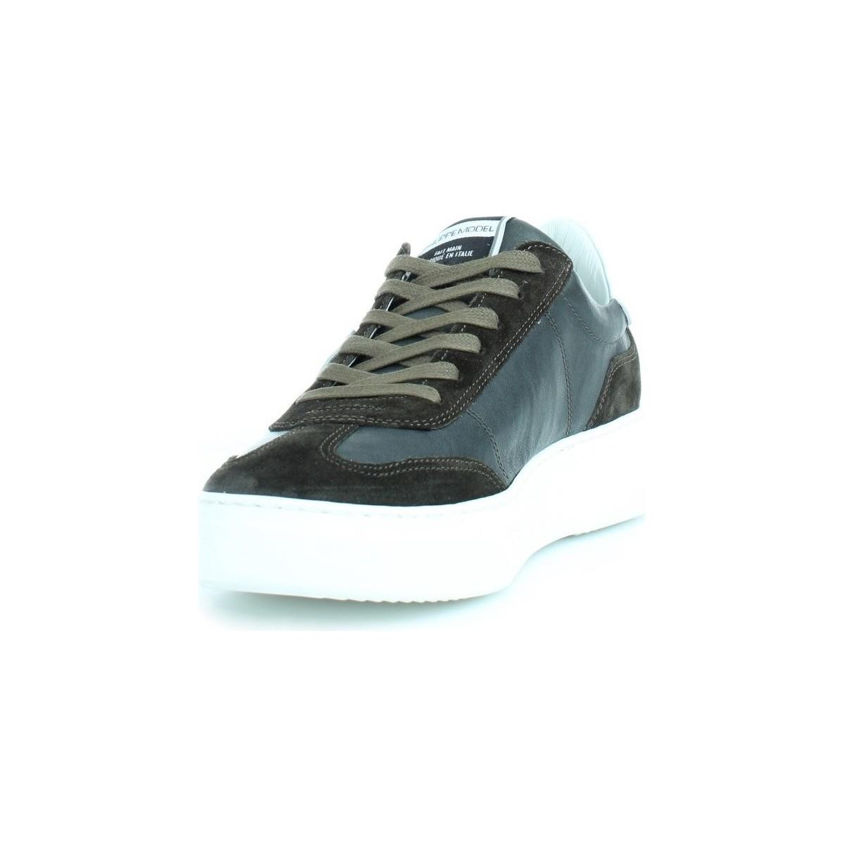 A19IBALUWX Chaussures Philippe Model pour homme en coloris Vert