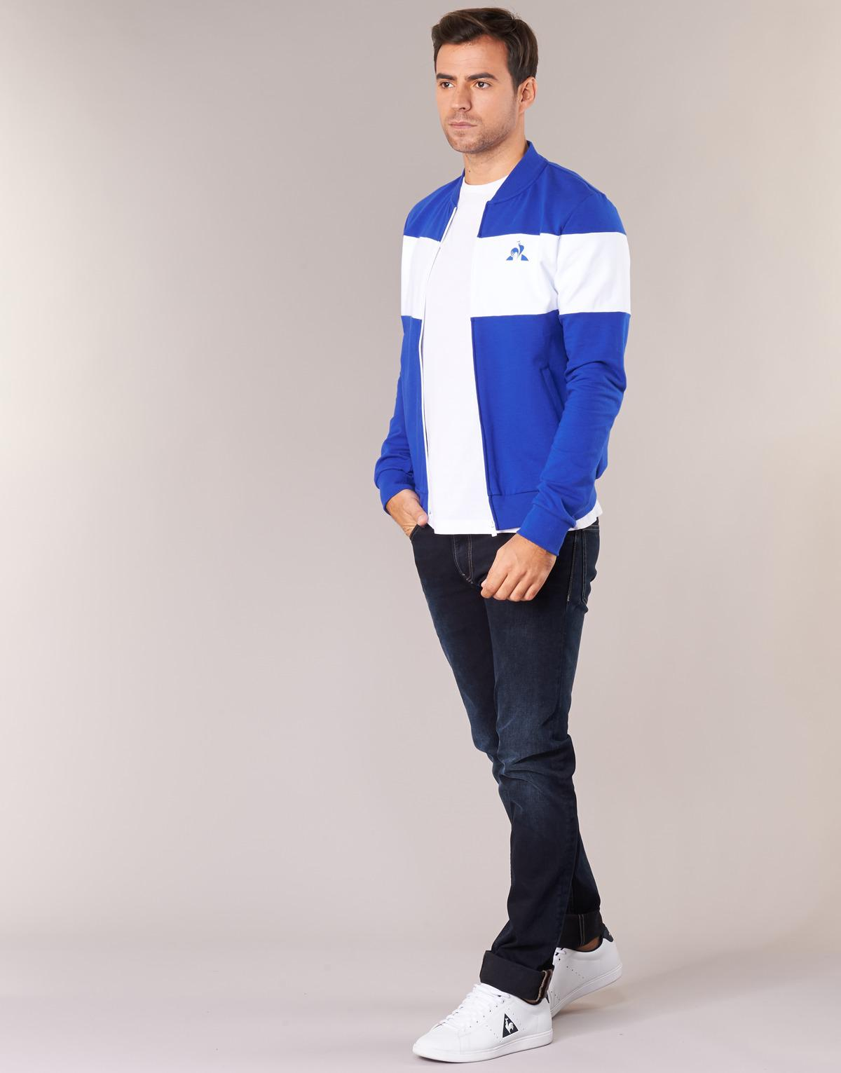 Le Coq Sportif Fatipu Men's Sweatshirt In Blue for Men