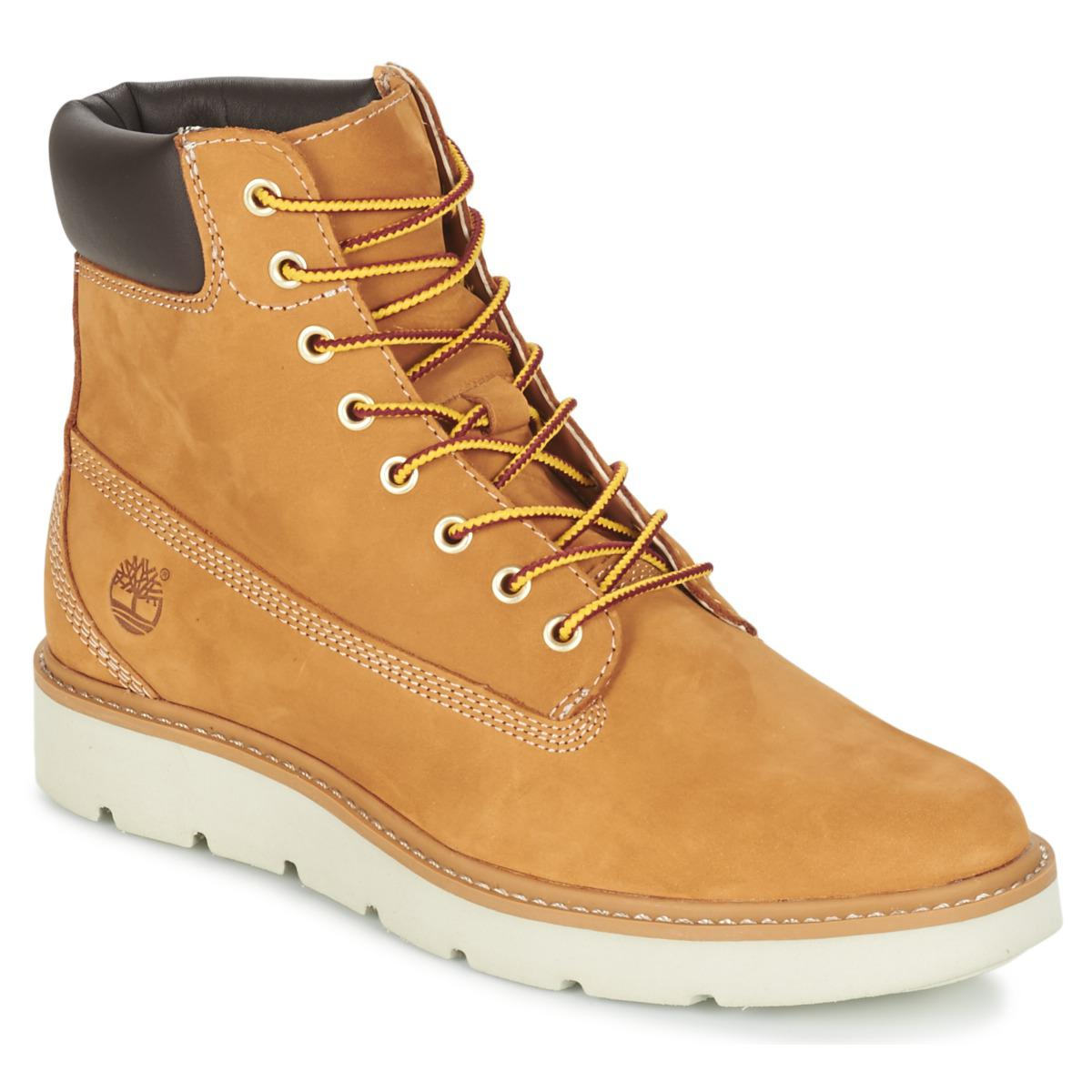 Free Shipping Ebay Timberland KENNISTON 6IN LACE UP women's Mid Boots in New WmJQYiVI6g