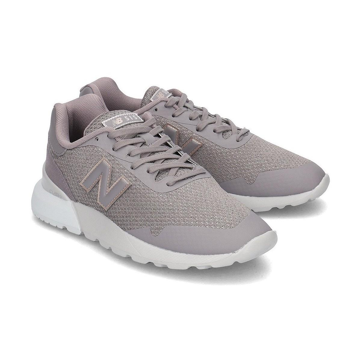 cozy fresh brand quality kid New Balance 515 Women's Shoes (trainers) In Purple - Lyst