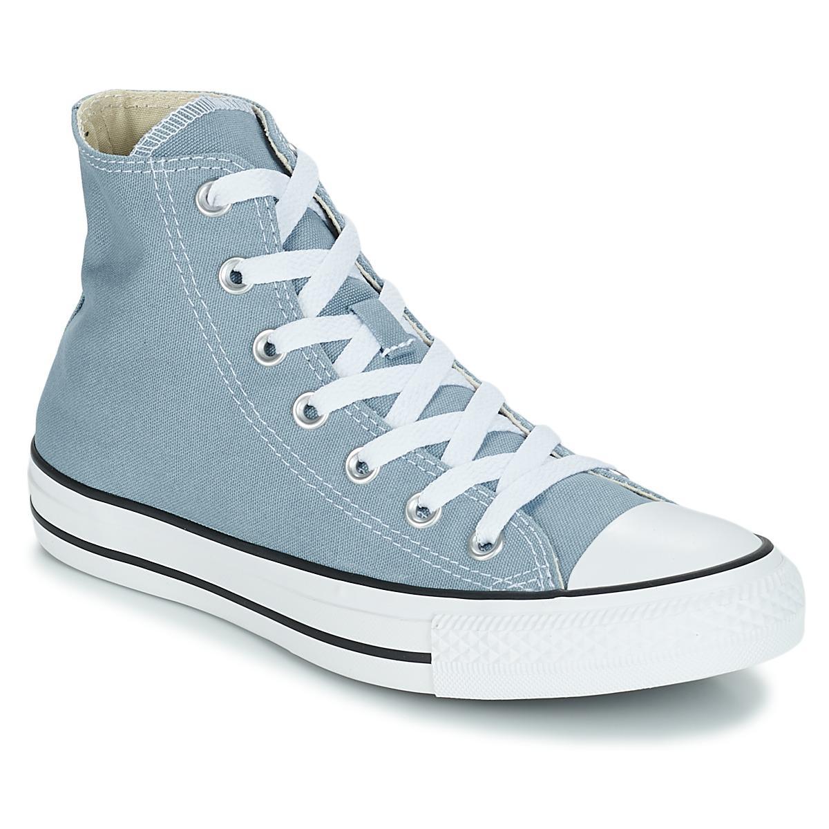 f85bbb6ec38b Converse Chuck Taylor All Star Hi Women s Shoes (high-top Trainers ...
