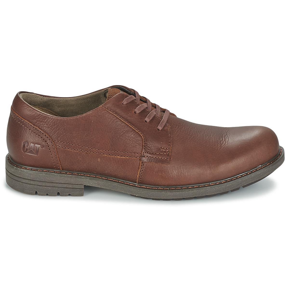 Caterpillar Cason Men's Casual Shoes In Brown for Men