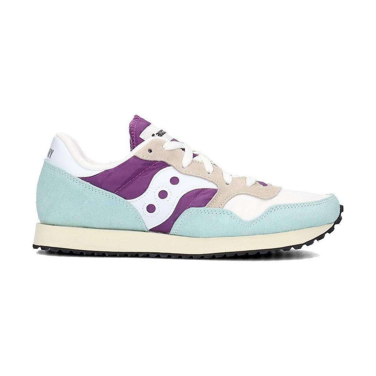 Saucony DXN Trainer sneakers in anthracite and pink suede women's Shoes (Trainers) in Pre Order Sale Online Best Sale For Sale Good Selling Cheap Online Comfortable Cheap Online 7wolE3EcT