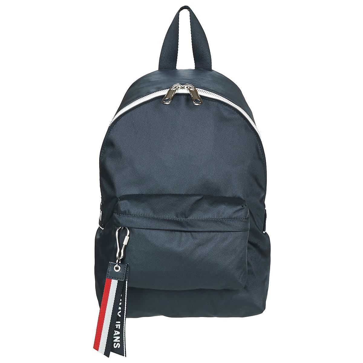 cd441f6f0a Tommy Hilfiger Logo Backpack Min Men s Backpack In Blue in Blue for ...