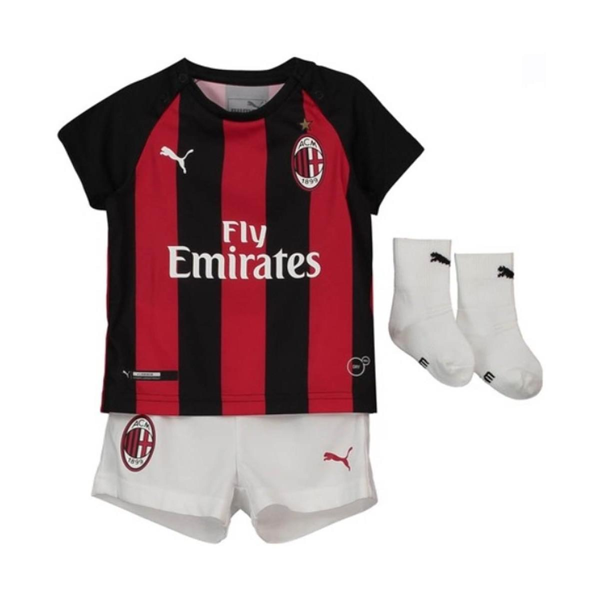 d010f72ddbb5a PUMA 2018-2019 Ac Milan Home Baby Kit (higuain 9) Women's In Red for men