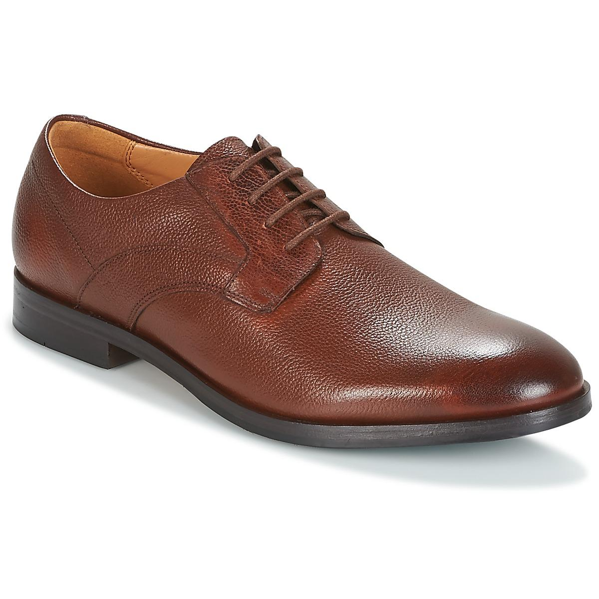 9004d96f44f Clarks Corfield Mix Men s Smart   Formal Shoes In Brown in Brown for ...