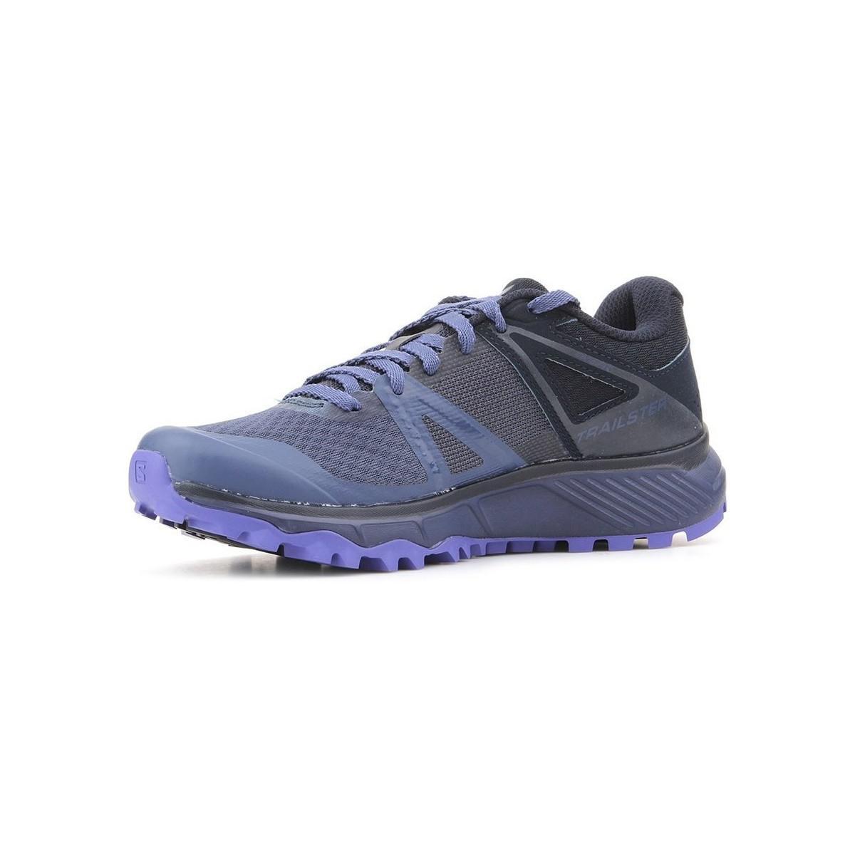 a0adbdec853c Yves Salomon Trailster W Women s Shoes (trainers) In Grey in Gray - Lyst