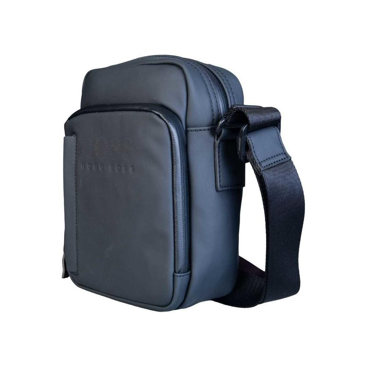 62ef3e6412 BOSS - Bag Messenger Model Quot;hyper Ns Zip 50397465 Quot; Men's Shoulder  Bag. View fullscreen