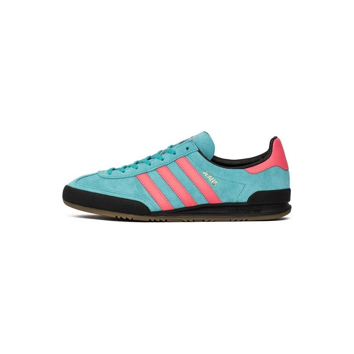 adidas Denim Jeans Men's Shoes (trainers) In Multicolour in Blue for Men