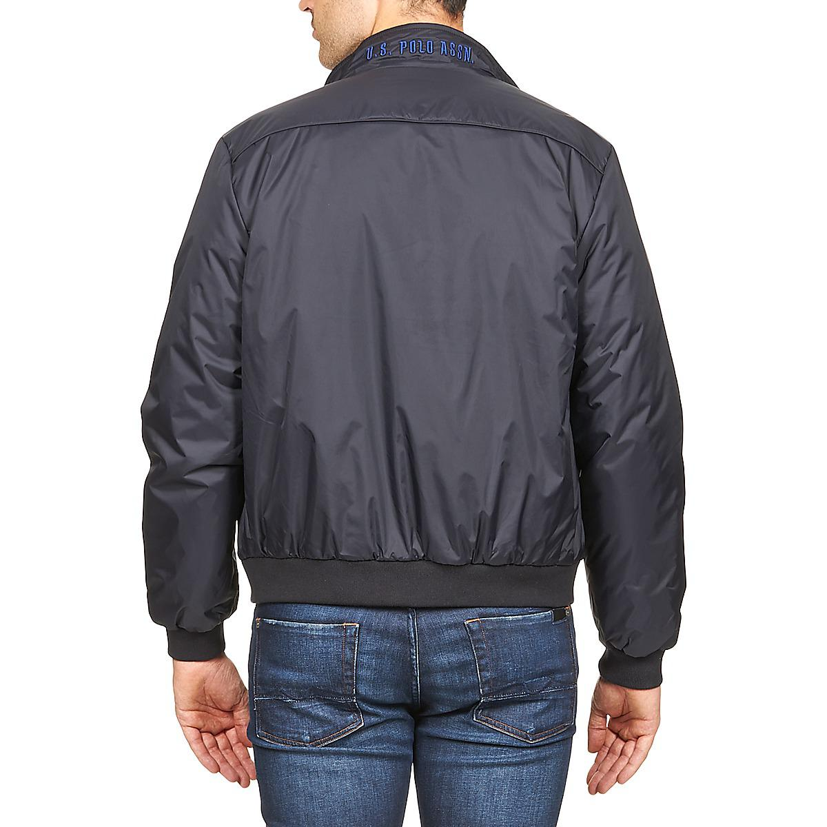 U.S. POLO ASSN. Uspa Men's Jacket In Black for Men