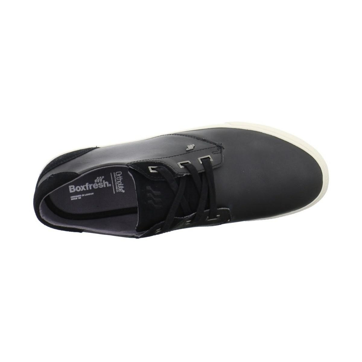 Boxfresh Stern Men's Shoes (trainers) In Black for Men