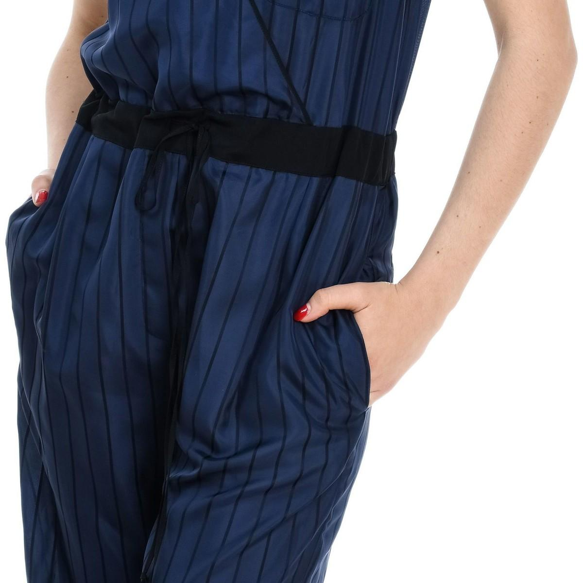 COMBINAISON FEMME Combinaisons Jucca en coloris Bleu